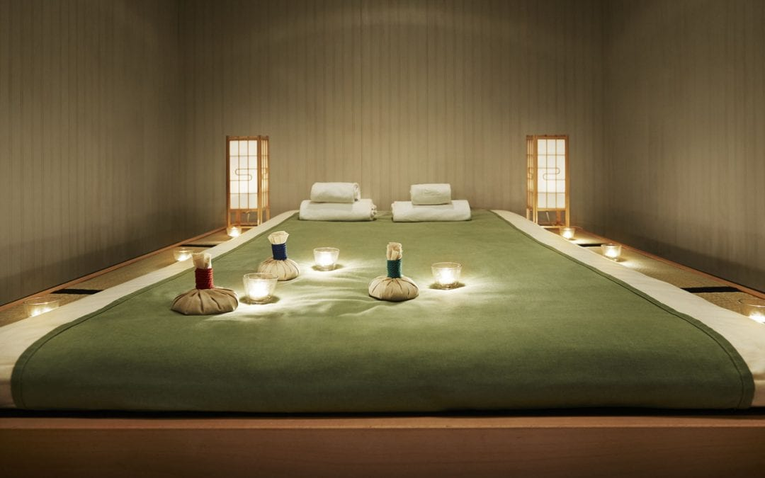 The spa experience in Marbella