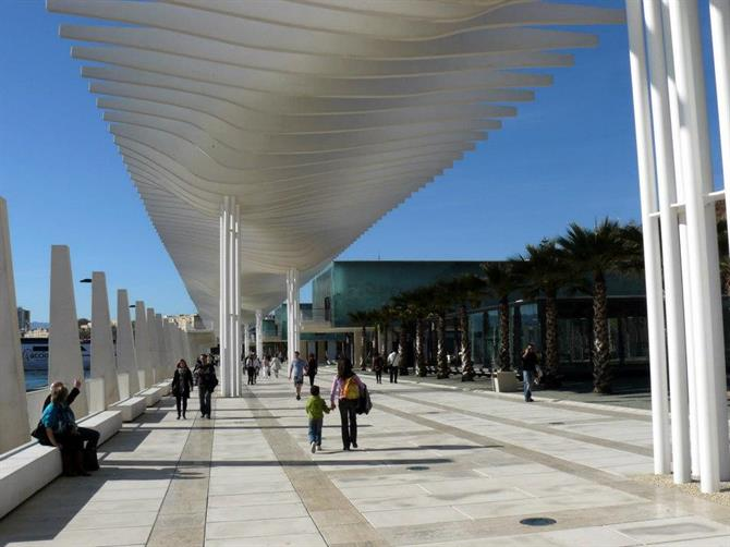 New public projects continue beautification process on the Costa del Sol