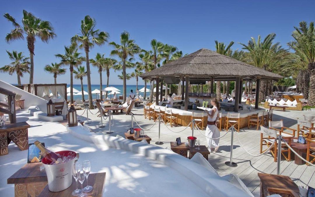 Marbella S Best Beach Clubs Featuring Nikki