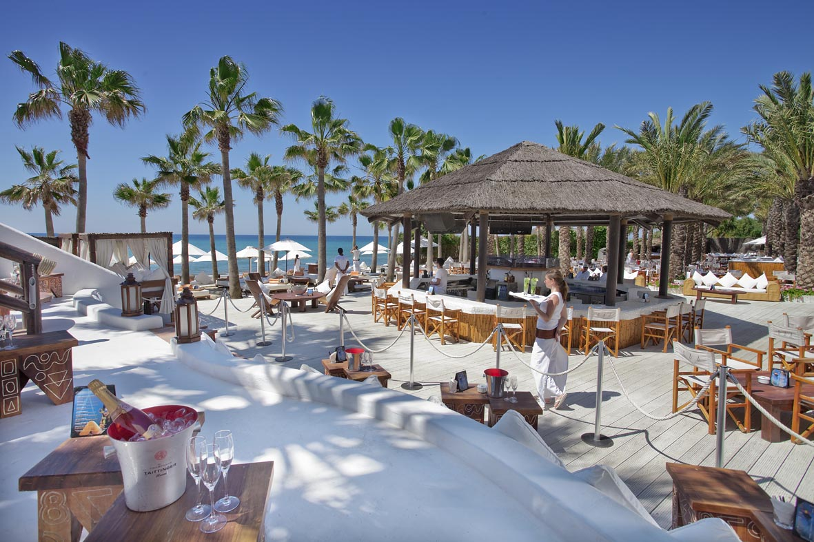Marbella's Best Beach Clubs – Featuring Nikki Beach