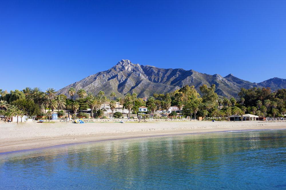 Marbella's many retreats