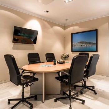 Oficina Bromley Estates Marbella