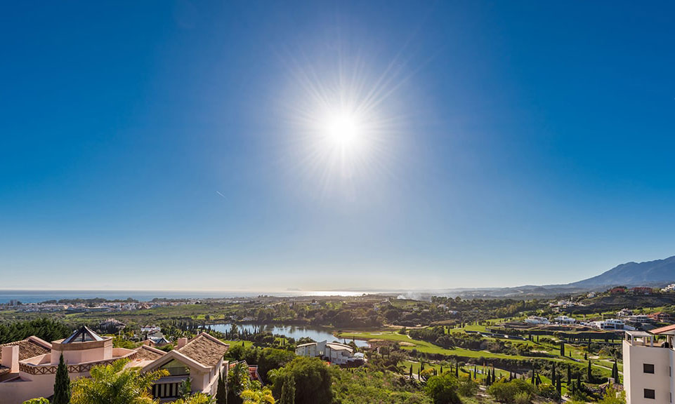 The sun is shining on Spanish property sales