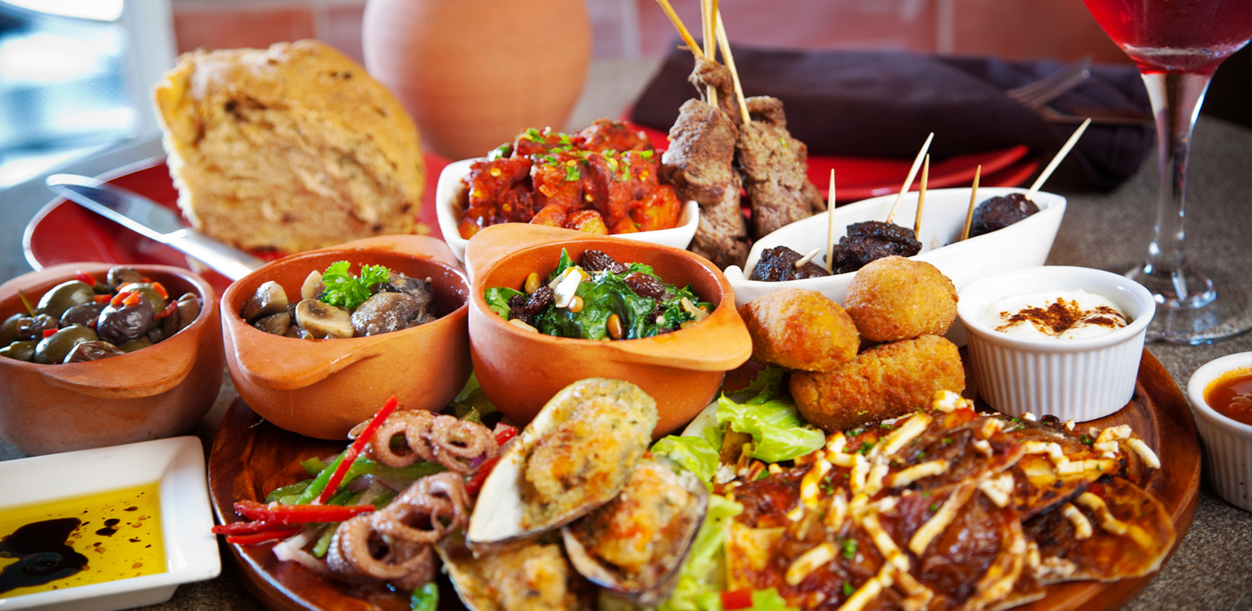Great Andalucian summer foodie festivals