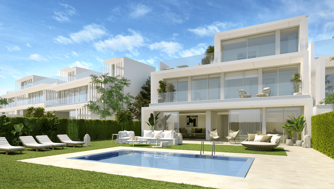 Bromley Estates Marbella announces the launch of La Finca by Kronos Homes, contemporary golf villas, Sotogrande