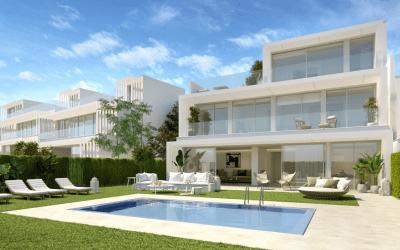 Bromley Estates Marbella announces the launch of La Finca by Kronos Homes, contemporary golf villas, Sotogrande