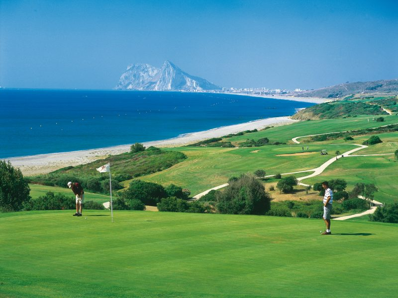 4 of the top European golf courses in Spain's Costa del Sol
