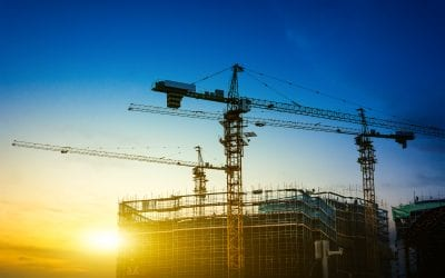 Property completions are on the up