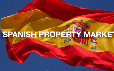 House prices in Spain increasing year on year