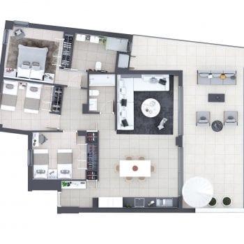 Manilva-2-Plano-3-dormitorios-1