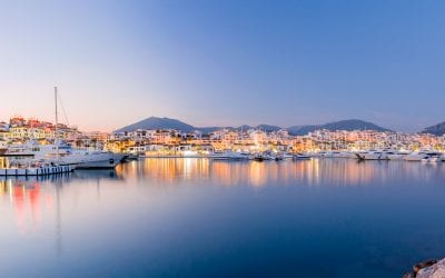 A long weekend in Marbella