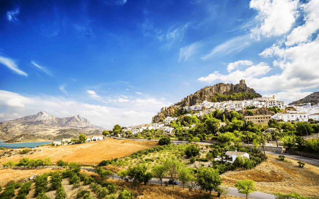 The prettiest villages in Andalucia