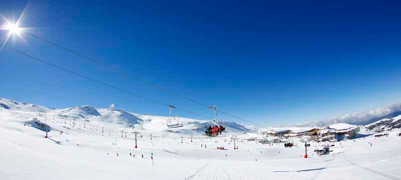 It's almost ski season at Sierra Nevada