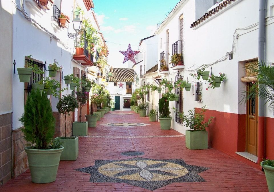 Escape to Estepona