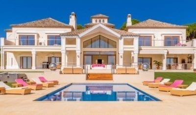 Marbella's secret millionaire mansions
