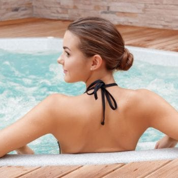 WIND DOWN IN THE SPA'S JACUZZI, SAUNA OR THE TURKISH BATH