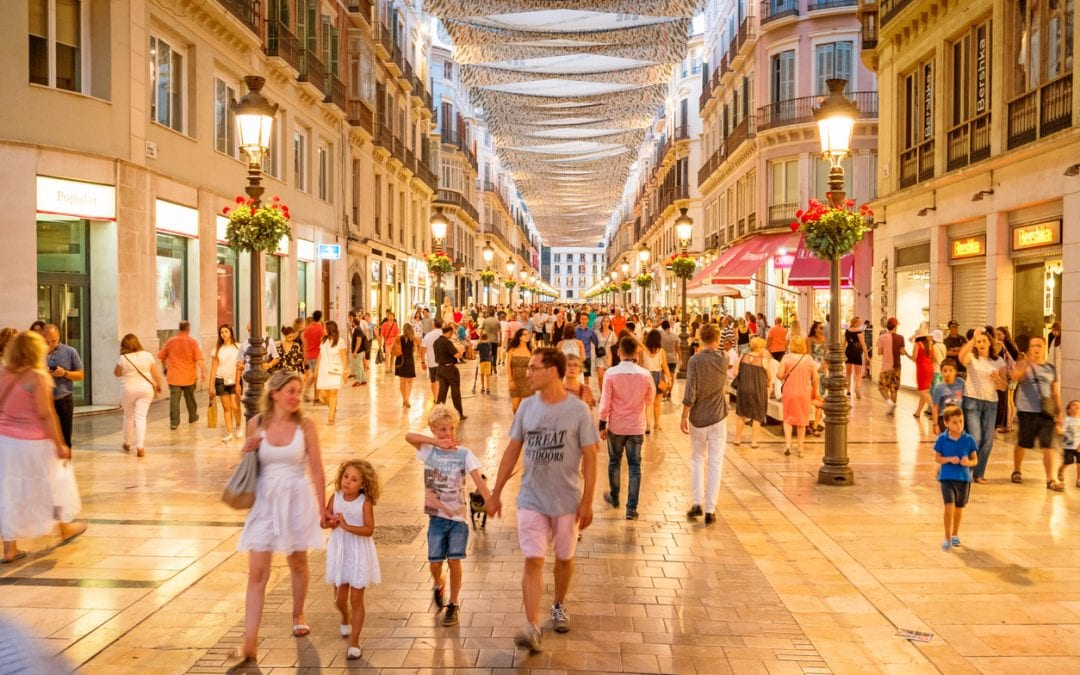 Andalucia saw a record month for tourism in August