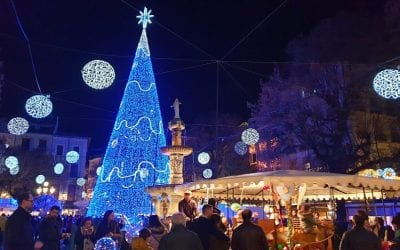 Spanish Navidad in Granada
